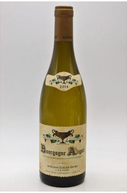 Coche Dury Bourgogne Aligoté 2014