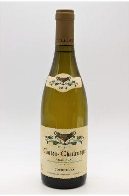 Coche Dury Corton Charlemagne 2014 -10% DISCOUNT !