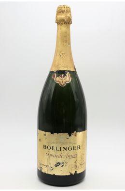 Bollinger Grande Année 1982 Magnum - PROMO -10% !