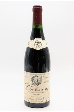 Thierry Allemand Cornas Reynard 2001 - PROMO -5% !