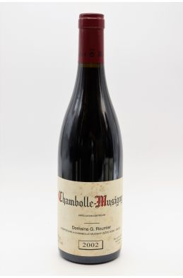 Georges Roumier Chambolle Musigny 2002