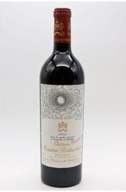 Mouton Rothschild 2002