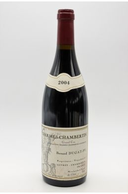 Dugat Py Charmes Chambertin 2004