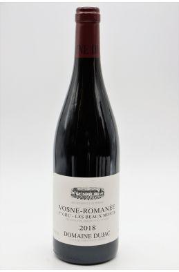Dujac Vosne Romanée 1er cru Les Beaux Monts 2018