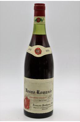 Protheau Vosne Romanée 1978