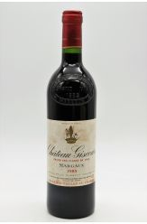 Giscours 1985 -5% DISCOUNT !