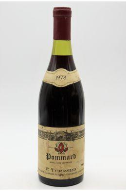 Terrand Pommard 1978