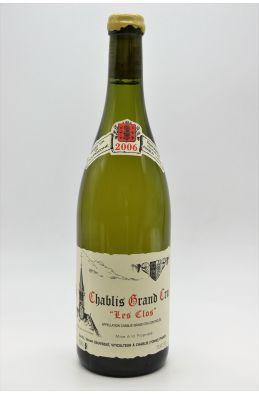 Vincent Dauvissat Chablis Grand cru Les Clos 2006
