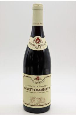 Bouchard P&F Gevrey Chambertin 2012