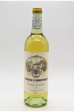 Carbonnieux 2012 blanc