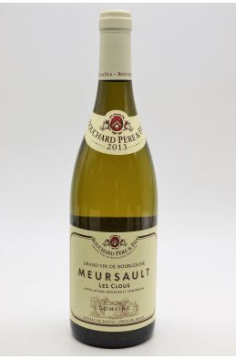 Bouchard P&F Meursault Les Clous 2013