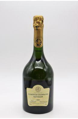 Taittinger Comtes de Champagne Blanc de Blancs 1995