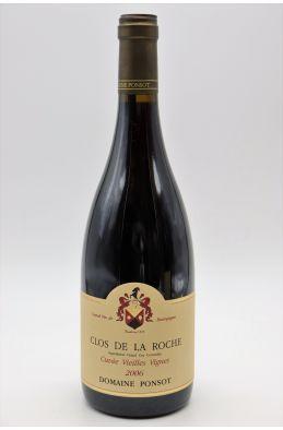 Ponsot Clos de la Roche Vieilles Vignes 2006