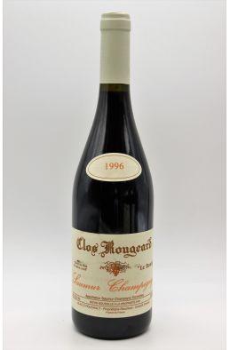 Clos Rougeard Saumur Champigny Le Bourg 1996
