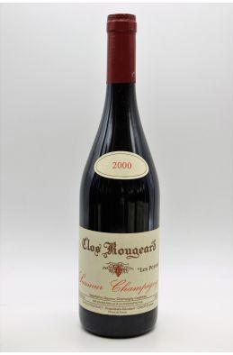 Clos Rougeard Saumur Champigny Les Poyeux 2000