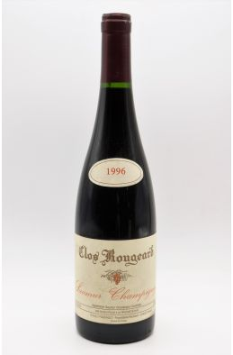 Clos Rougeard Saumur Champigny Le Clos 1996