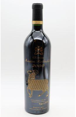 Mouton Rothschild 2000 - PROMO -5% !