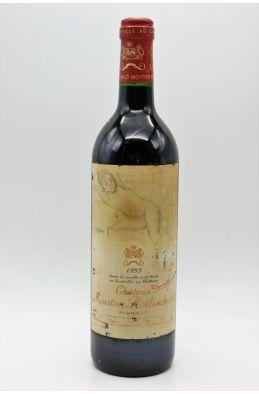 Mouton Rothschild 1993 - PROMO -10% !