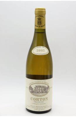 Chandon de Briailles Corton 2002 blanc
