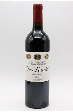 Clos Fourtet 2014 - PROMO -5% !