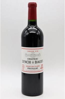 Lynch Bages 2013