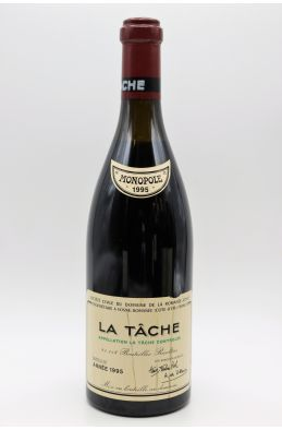 Romanée Conti La Tâche 1995 - PROMO -10% !