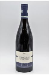 Anne Gros Chambolle Musigny La Combe d'Orveau 2019