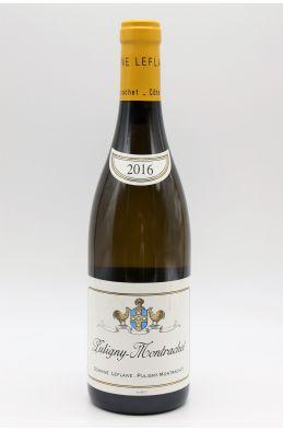 Domaine Leflaive Puligny Montrachet 2016