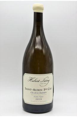Hubert Lamy Saint Aubin 1er cru Clos de la Chatenière Vieilles Vignes 2016 Magnum