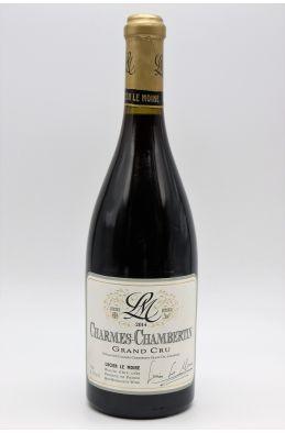 Lucien Le Moine Charmes Chambertin 2014