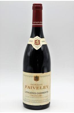 Faiveley Latricières Chambertin 2007 - PROMO -10% !