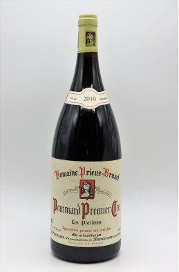 Prieur Brunet Pommard 1er cru Les Platières 2010 Magnum