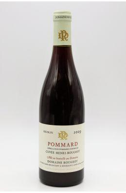 Rougeot Pommard Cuvée Henri Rougeot 2009