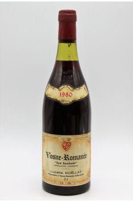 Lucette Noellat Vosne Romanée 1er cru Les Suchots 1980