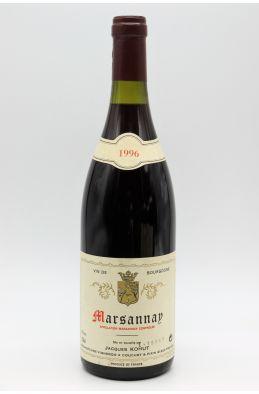 Jacques Kohut Marsannay 1996