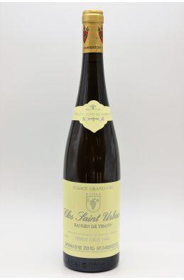 Zind Humbrecht Alsace Grand Cru Pinot Gris Rangen de Thann Clos Saint Urbain 1995