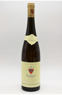 Zind Humbrecht Alsace Grand Cru Gewurztraminer Goldert 1996