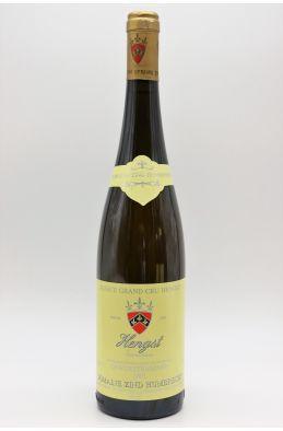 Zind Humbrecht Alsace Grand Cru Gewurztraminer Hengst 2001