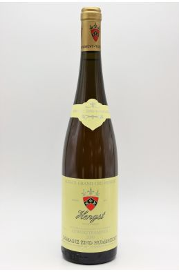 Zind Humbrecht Alsace Grand Cru Gewurztraminer Hengst 2000