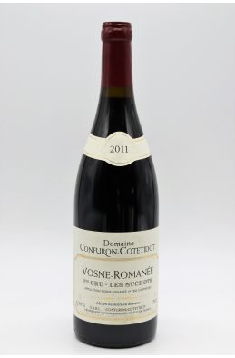 Confuron Cotetidot Vosne Romanée 1er cru Les Suchots 2011