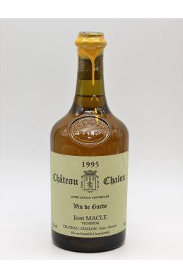 Jean Macle Château Chalon 1995 62cl
