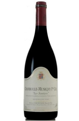 Groffier Chambolle Musigny 1er cru Sentiers 2013