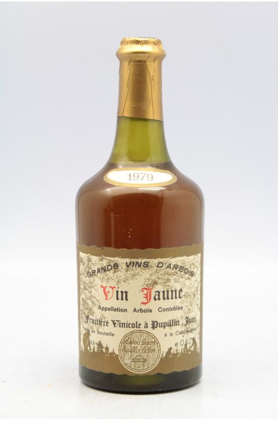 Vin jaune millesime 2011