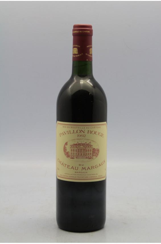 Vin rouge millesime 1992