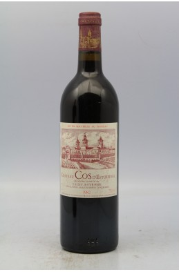 Cos d'Estournel 1982