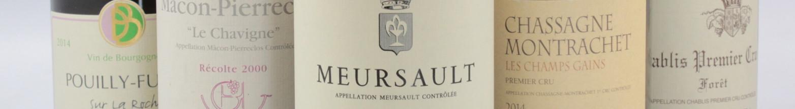 Bourgogne Blanc Grand Vin