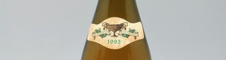 the picture shows a bottle of the 1993 vintage