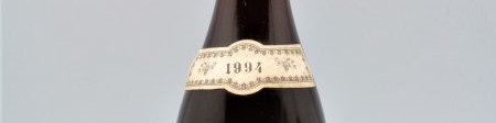 the picture shows a bottle of the 1994 vintage