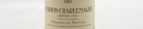 Vins Domaine Bonneau du martray prix vin Bourgogne