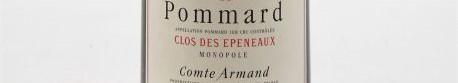 Vins Domaine Comte Armand domaine Epeneaux prix vin Bourgogne